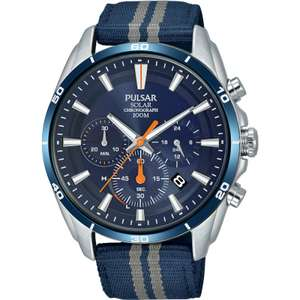 Pulsar Mens Sport Watch PZ5089X1 now £69 delivered @ Watches2u