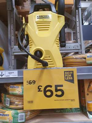 Karcher K2 - B&Q - Beckon London - £65