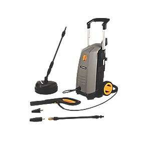 Titan TTB669PRW 130BAR PRESSURE WASHER 1.8KW 240V £69.99 @ Screwfix