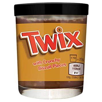 Twix Chocolate Spread 59p each @ Home Bargains (Heaton Park)