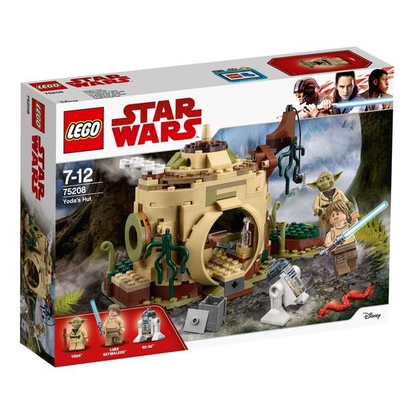 LEGO Star Wars 75208 Yoda's Hut - £12.99 In Store (was £25.99) @ Bents Garden Centre - Warrington