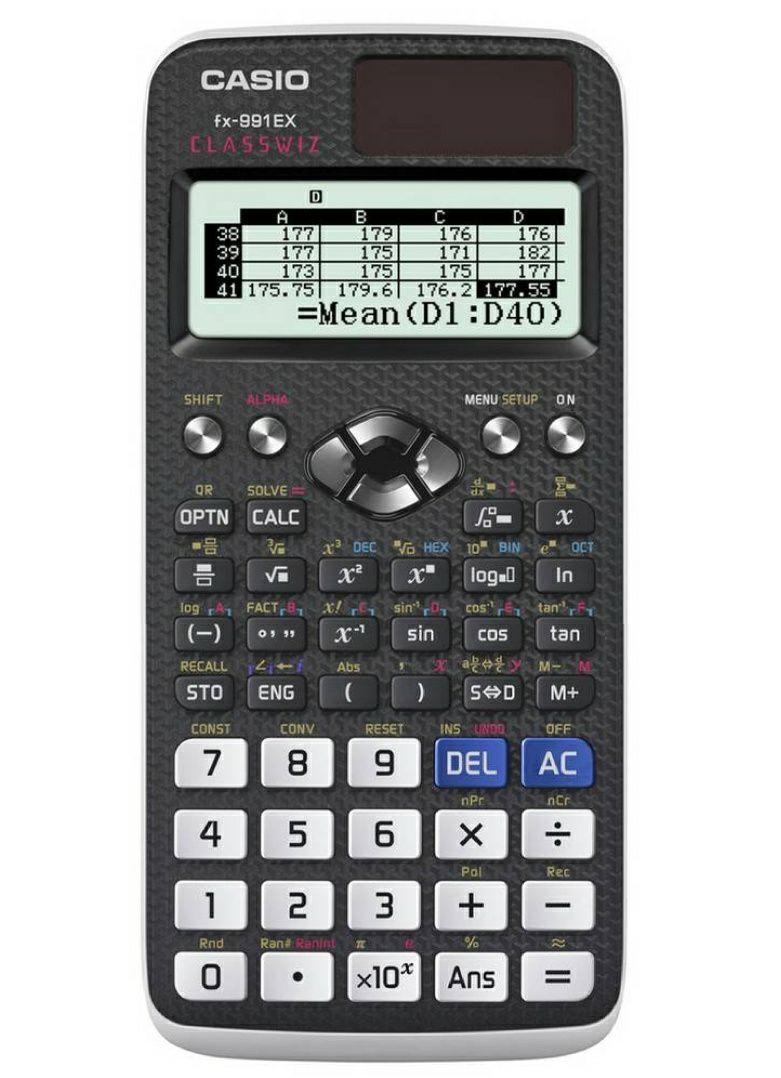 Casio FX-991EX Scientific Calculator £15.99 @ Argos