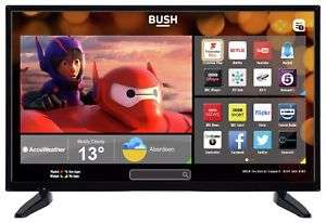 Bush 32 Inch HD Ready 720p Smart WiFi LED TV - Black - Refurbished Grade A £109.99 @ Argos eBay