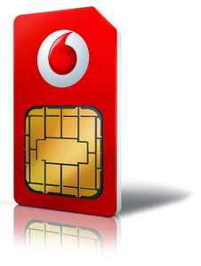 Vodafone Sim Only Unlimited Texts, Calls and 20GB 5G Data (no speed cap)- £240 for 12 month (£168 cashback) effectively £6/month @ Fonehouse
