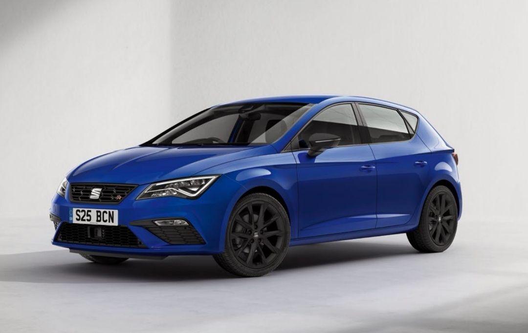 Seat Leon 1.5 TSI EVO 150 FR Black Edition [EZ] 5dr DSG £18,915 @ new car discount.com