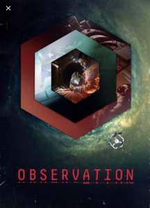 Observation (PS4) - £11.99 @ PlayStation store