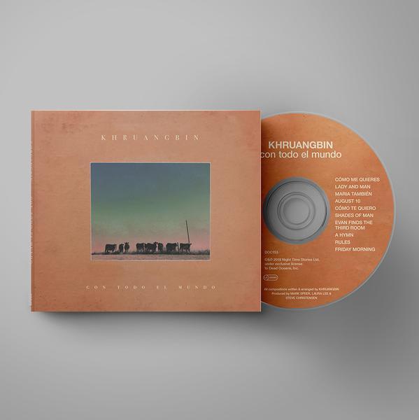 KHRUANGBIN - CON TODO EL MUNDO & THE UNIVERSE SMILES UPON YOU - LP / Record / Vinyl £10 + £3.61 del @ Latenighttales