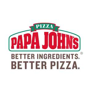 Papa Johns 40% Off your Order When you Spend £25 - National Deal - Expires 26/08