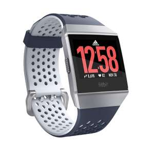 Deal of the day: Fitbit Ionic Health & Fitness Smartwatch (GPS) with Heart Rate, Swim Tracking & Music - Adidas Edition - £194.44 @ Amazon