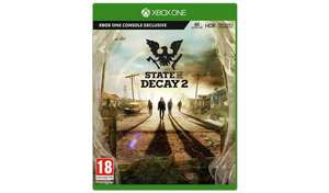 State of Decay 2 (Xbox One) Game Now £10.99 - Free Click and Collect at Argos
