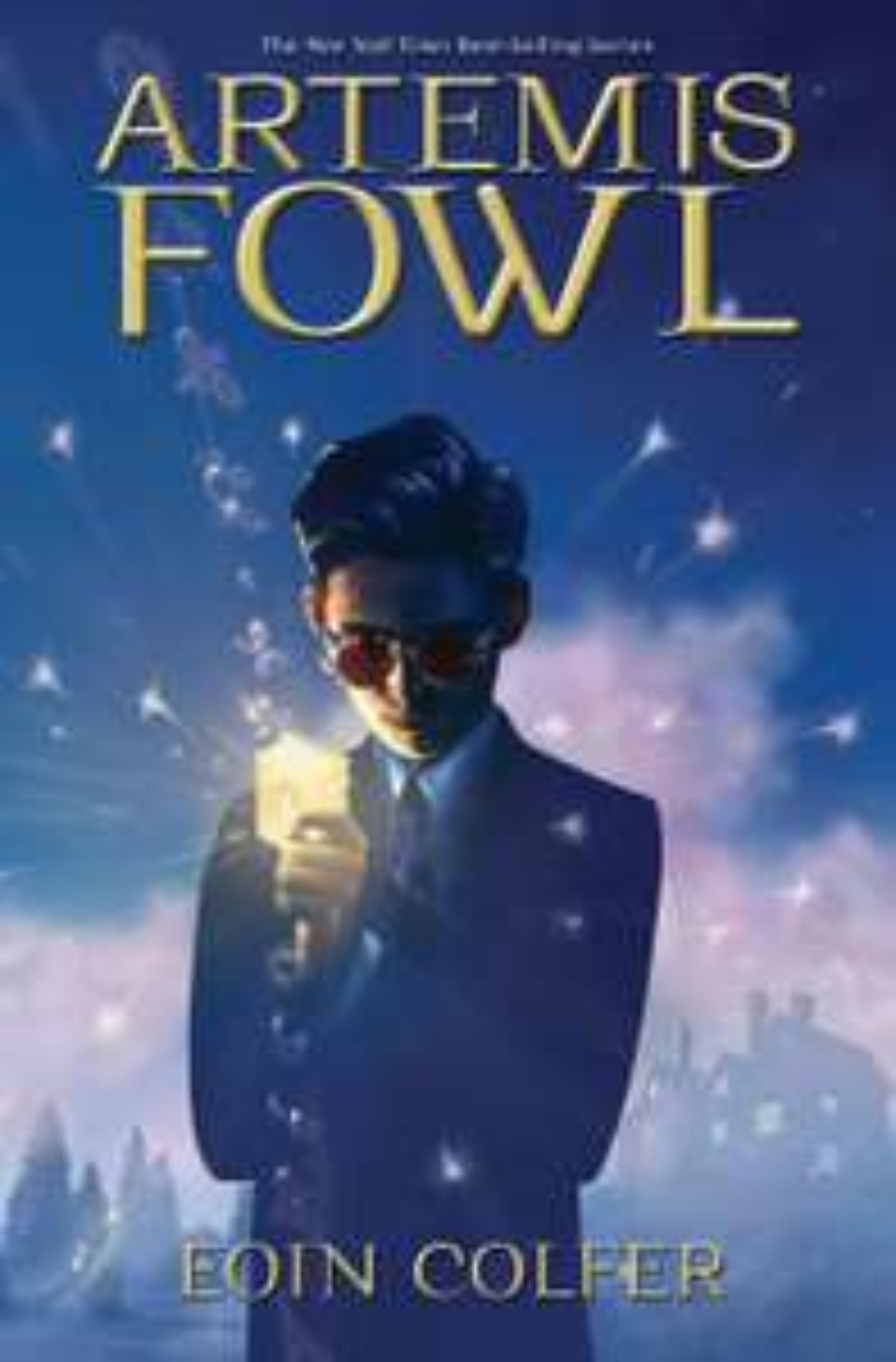 Eoin Colfer - Artemis Fowl - £1.99 @ Amazon UK (Kindle Edition)