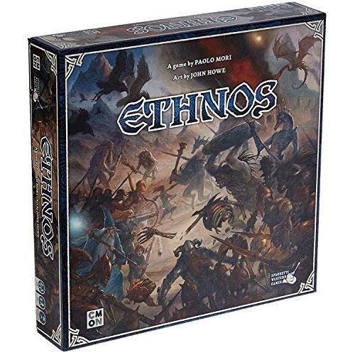 Ethnos Board Game £28.42 Delivered @ Zatu