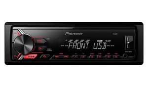 Pioneer MVH-190UB FM/AM USB AUX Car Stereo now £28.99 free click and collect at Argos