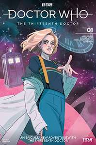 4 Free Dr Who digital comics @ Comixology with code DW201905
