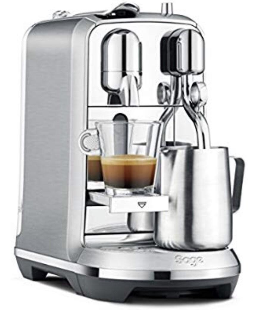 Nespresso Creatista Plus £269.99 @ Amazon