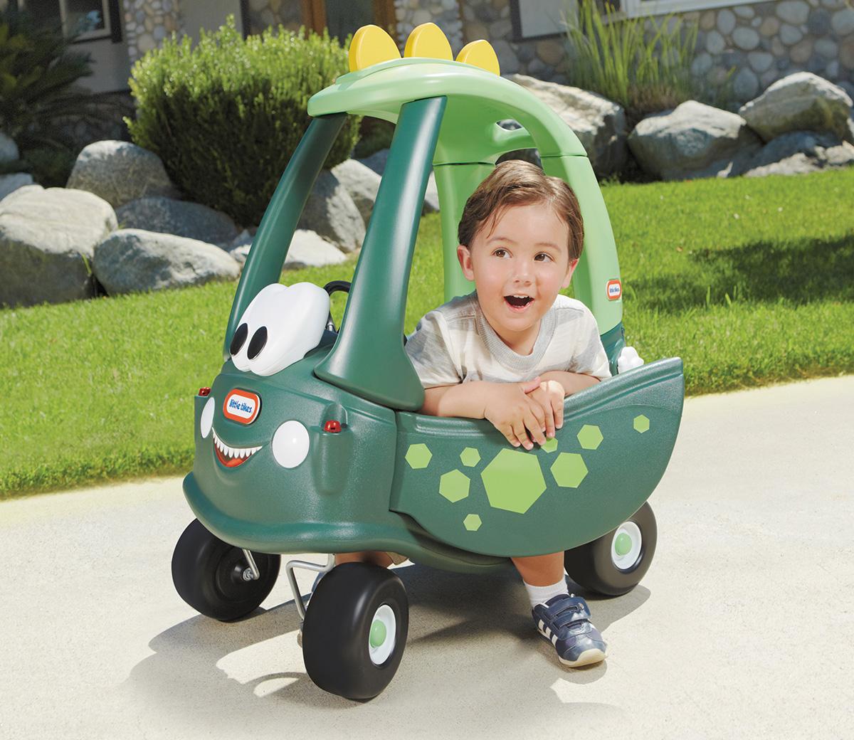 Little Tikes Dino Cozy Coupe Ride-On (173073E3) £34.99 at Amazon