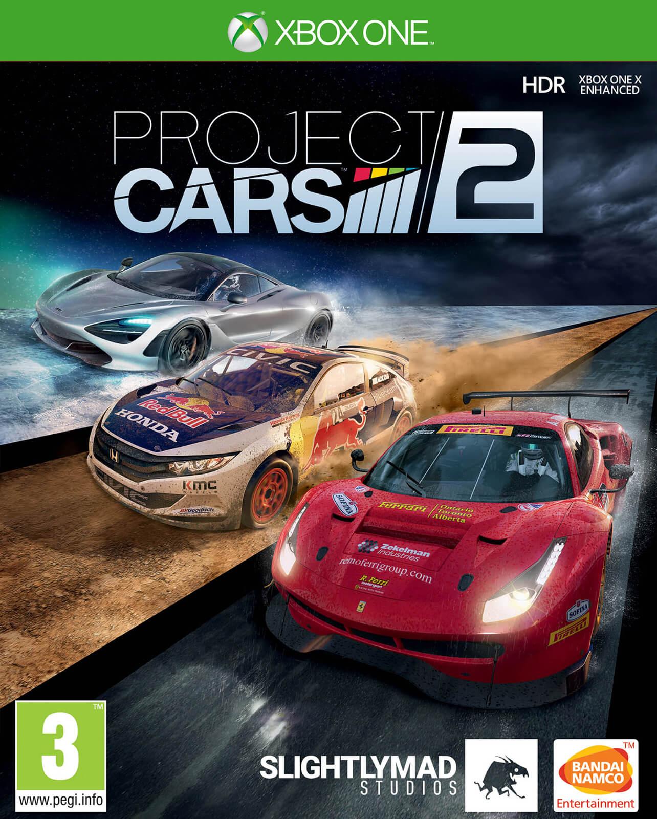 Project Cars 2 Xbox One £7.99 (+99p delivery) @ Zavvi
