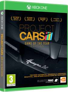 Project Cars GOTY Xbox One £7.99 (+99p delivery) @ Zavvi