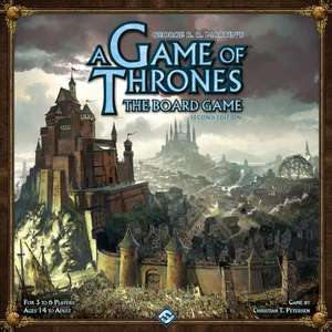 A Game of Thrones the Board Game (2nd Edition)  £35 @ Amazon
