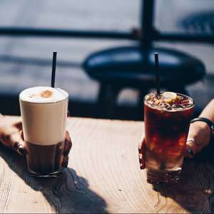 Buy one iced drink and get one free at Nero Caffè through O2 Priority