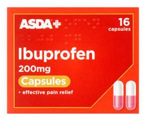 Various Healthcare Products Reduced at Asda New Ollerton - Nurofen, Strepsils, Plasters