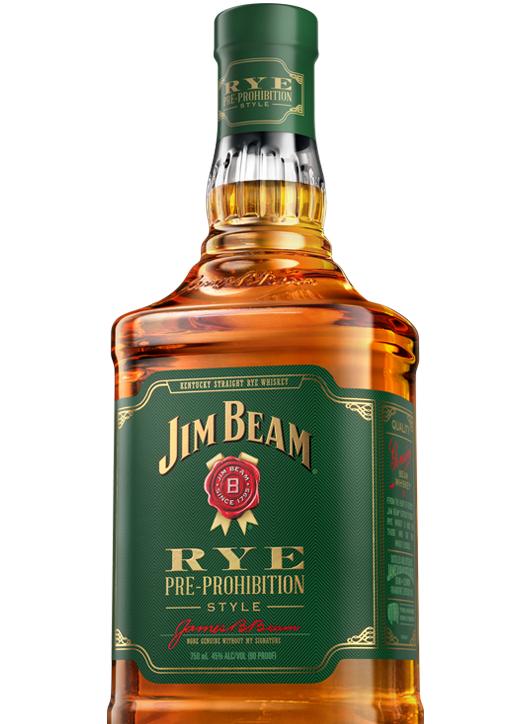 Jim beam Rye whiskey - £15.57 instore @ Tesco