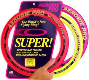 "Aerobie Pro 13"" - The Worlds Best Flying Ring - Amazon - £6.99 (Prime) £11.48 (Non Prime)"