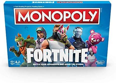 Monopoly Fortnite Edition Board Game 2018 Edition £13 @ Amazon (£17.49 Non-prime)