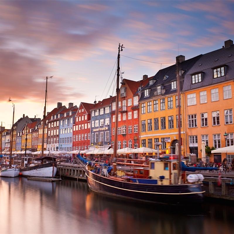 Return flight to Copenhagen / Bilbao or Brest £9.55 (Departing London Southend / September departures) @ Ryanair