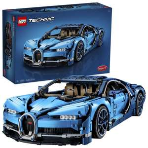 LEGO 42083 Technic Bugatti Chiron Super Sports Car - £214.99 (apply the voucher) @ Amazon