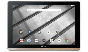 Refurbished Acer Iconia One 10 Inch 32GB WiFi Android Tablet - Gold argos eBay outlet