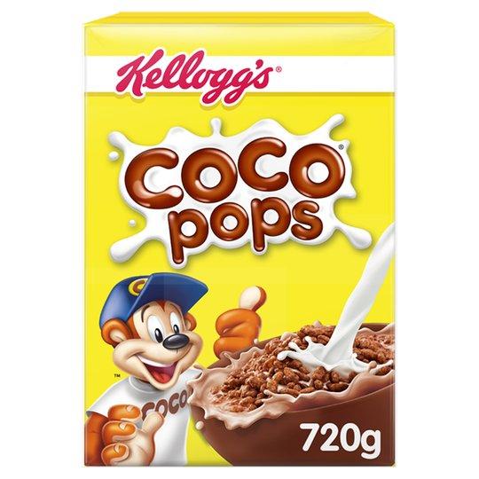 Kellogg's Coco Pops 720g £2.50 @ ASDA