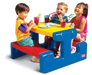 Little Tikes - Junior Picnic Table @ Amazon Deal Of The Day £30.99 Delivered