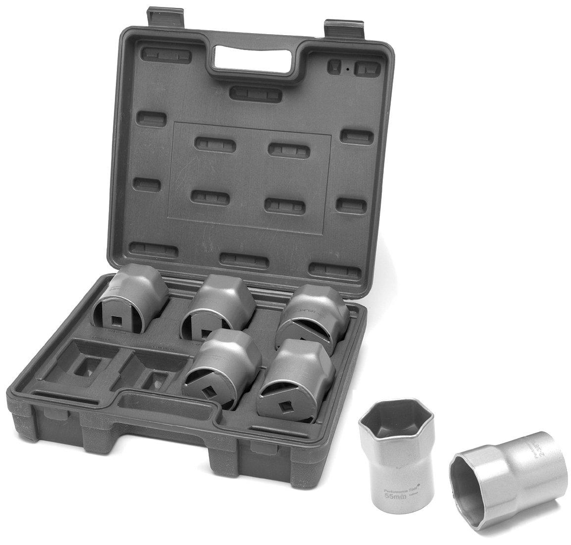 Performance Tool W89314 1/2-Inch Drive Wheel Bearing Lock Nut Socket Set 7-Piece @ Amazon £16.16 Prime £20.65 Non Prime