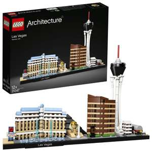 Lego Architecture Las Vegas £28.49 delivered using code @ Bargain Max