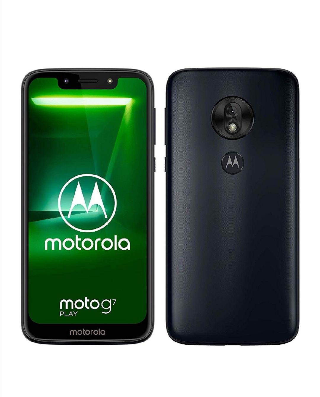 Motorola Moto g7 Play 2 GB RAM and 32 GB Smartphone £119.95 @ Amazon