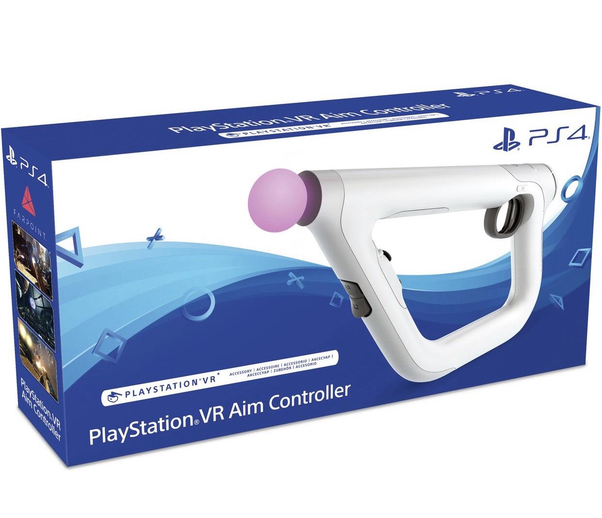 PS4 PlayStation VR (PSVR) Aim Controller £44.99 @ Argos