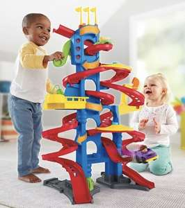 Fisher-Price FXK57 Little People Take Turns Skyway, Track with Sounds and Phrases About Sharing, 18 Months+ @ Amazon £26.99
