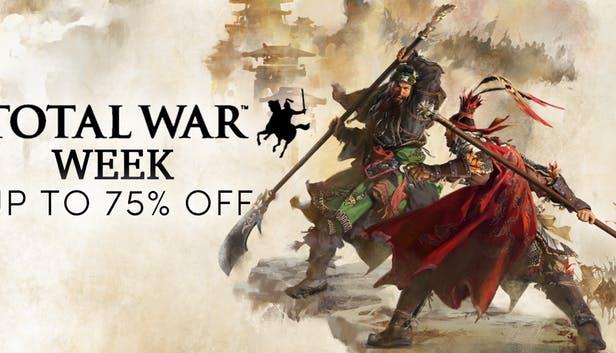 Total War Deals ⇒ Cheap Price, Best Sales in UK - hotukdeals