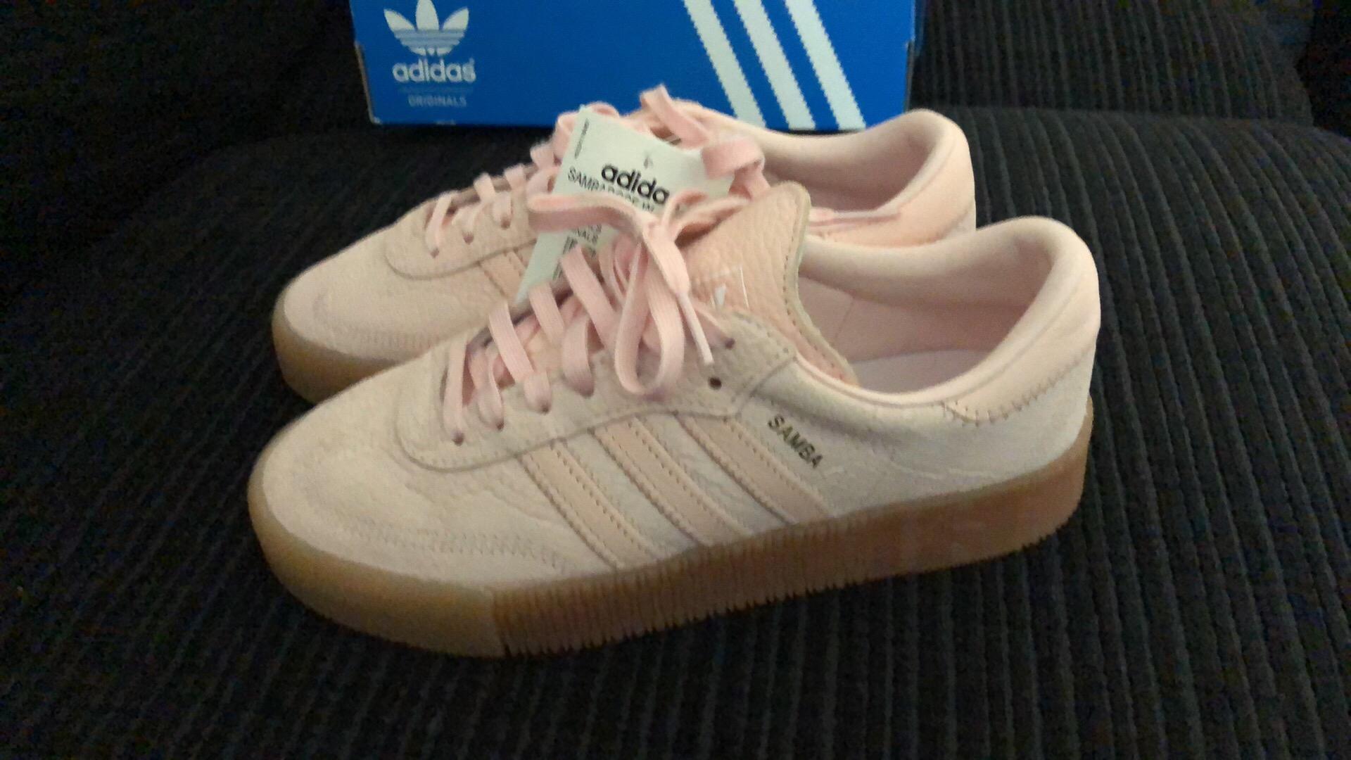 Adidas Sambarose Pink - £16.95 - Gloucester Quays outlet