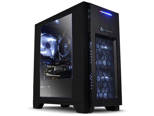 4.1GHz Intel Hexa Core i5 Gaming Desktop PC - 16GB, 2TB, 8GB RTX 2080 SUPER - £1180.99 @ CCL eBay