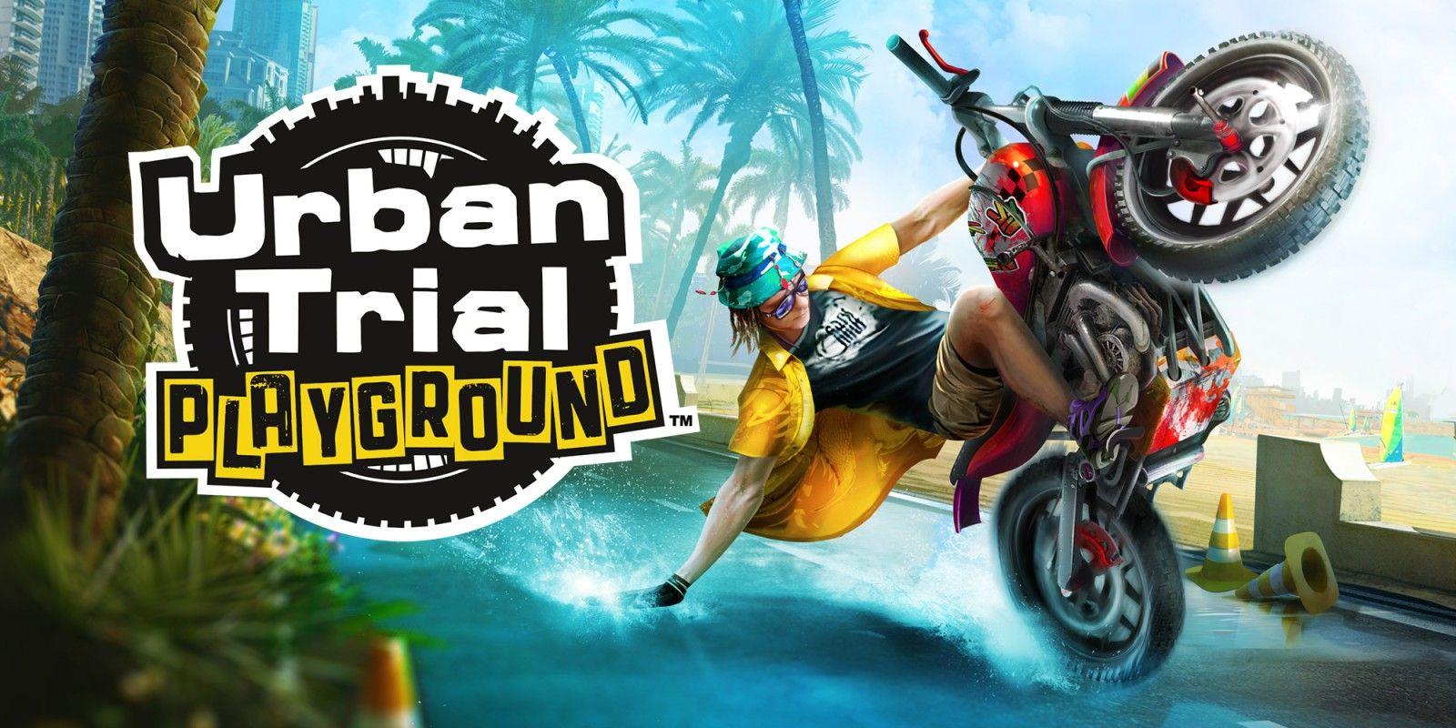 Urban Trial Playground £2.69 was £13.49 @ Nintendo eShop (digital)