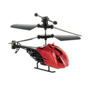 Micro Gizmo Remote Control Helicopter only £5 with free C&C @ The Works