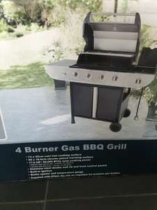 Uniflame Gas BBQ instore at ASDA for £37.25 (found Small Heath)