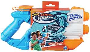 Nerf Super Soaker Twin Tide now £7.50 free click and collect at Argos