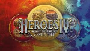 Heroes of Might and Magic® 4: Complete at GOG for £2.19