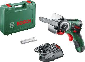 Bosch EasyCut 12 Cordless Nano Blade Saw with 12 V Lithium-Ion Battery now £70.99 delivered at Amazon
