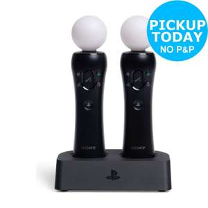 PSVR Move Charger at Argos Ebay for £14.99