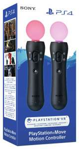 Sony PS4 Move Controllers - Twin Pack at Argos Ebay for £59.99
