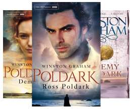 Winston Graham - Poldark Book Series (12 books) - £0.99 each - £11.88 for all @Amazon UK (Kindle Edition)